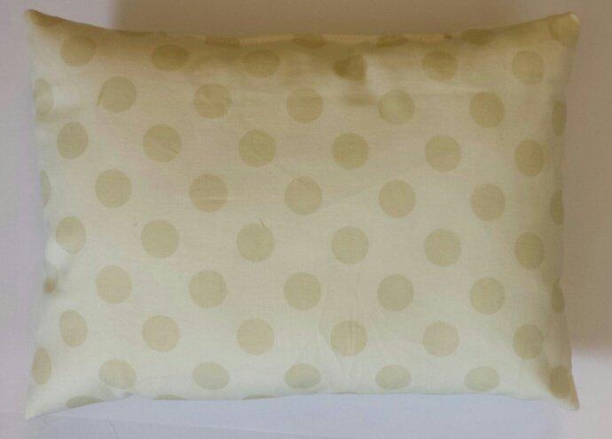 Spot on Pillow Form
