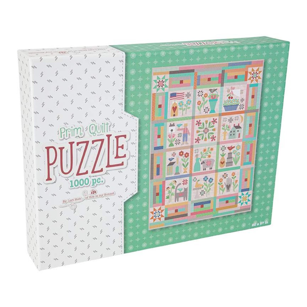 Lori Holt Prim Quilt Puzzle by Riley Blake Designs