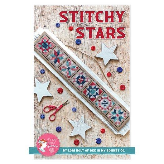 Stitchy Stars - Cross Stitch Pattern