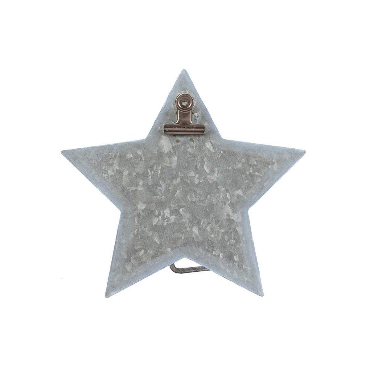 Stacy West | Buttermilk Basin Metal Easel Star STM-20379