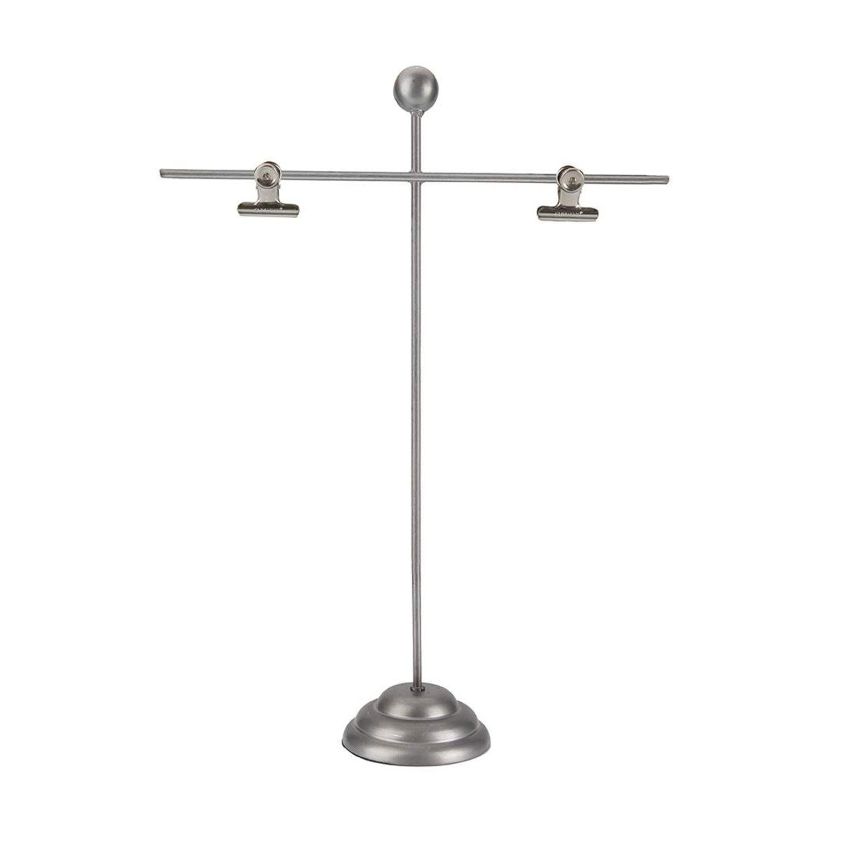 Stacy West | Buttermilk Basin Metal Stand Double Clip STM-20386