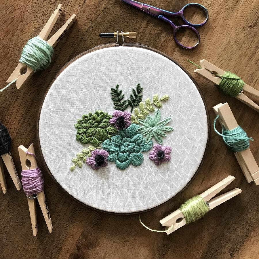 Lynny Lou - Succulents Kit