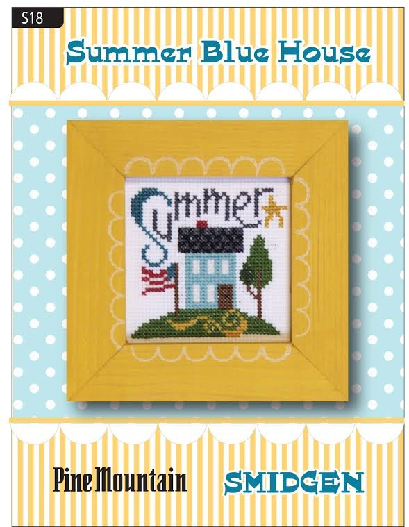 Summer Blue House - Digital Download