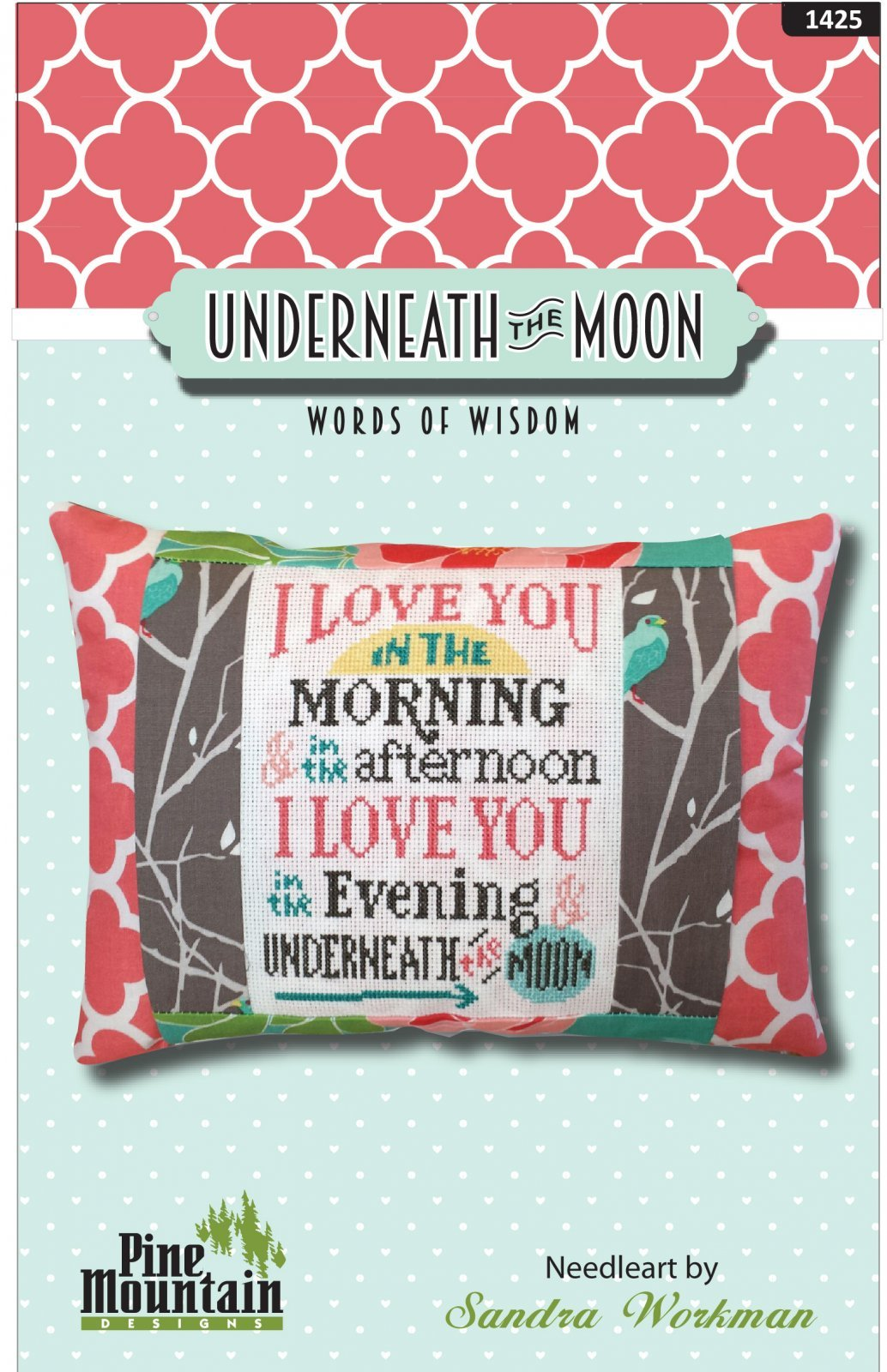 Underneath the Moon Pillow Kit
