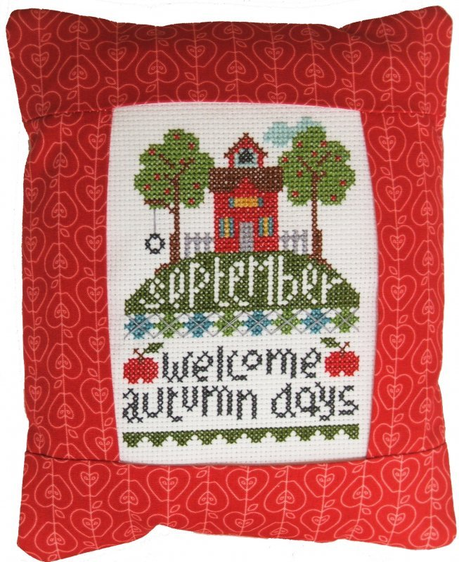 September-Welcome Autumn Days