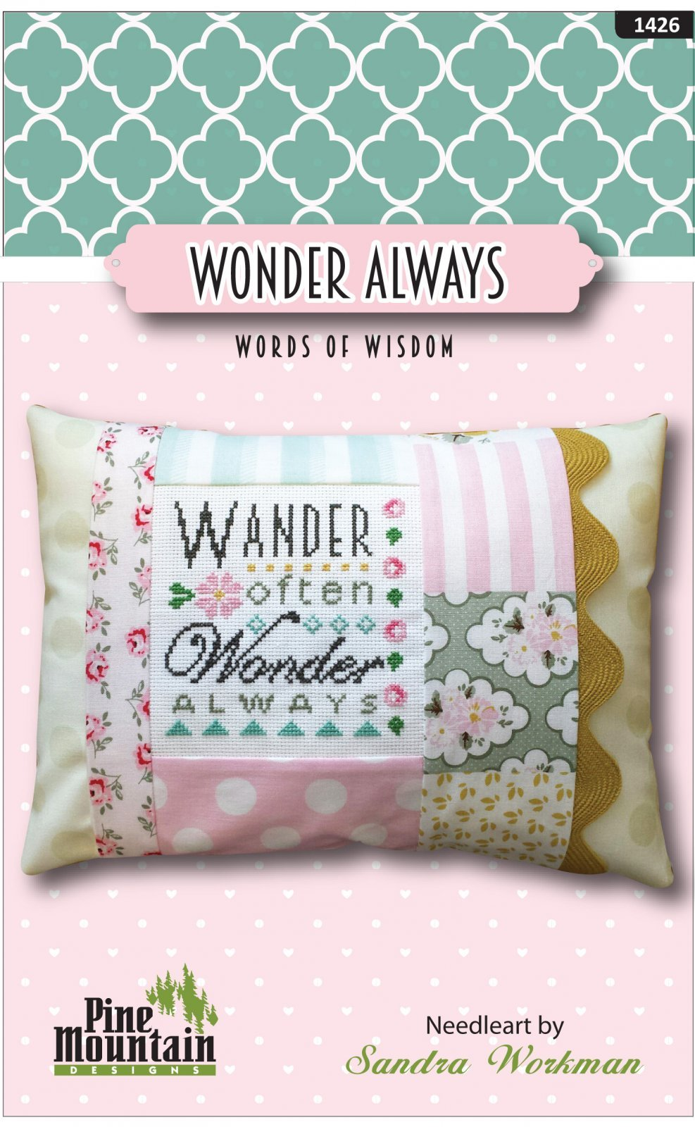 Wonder Always Pillow Kit