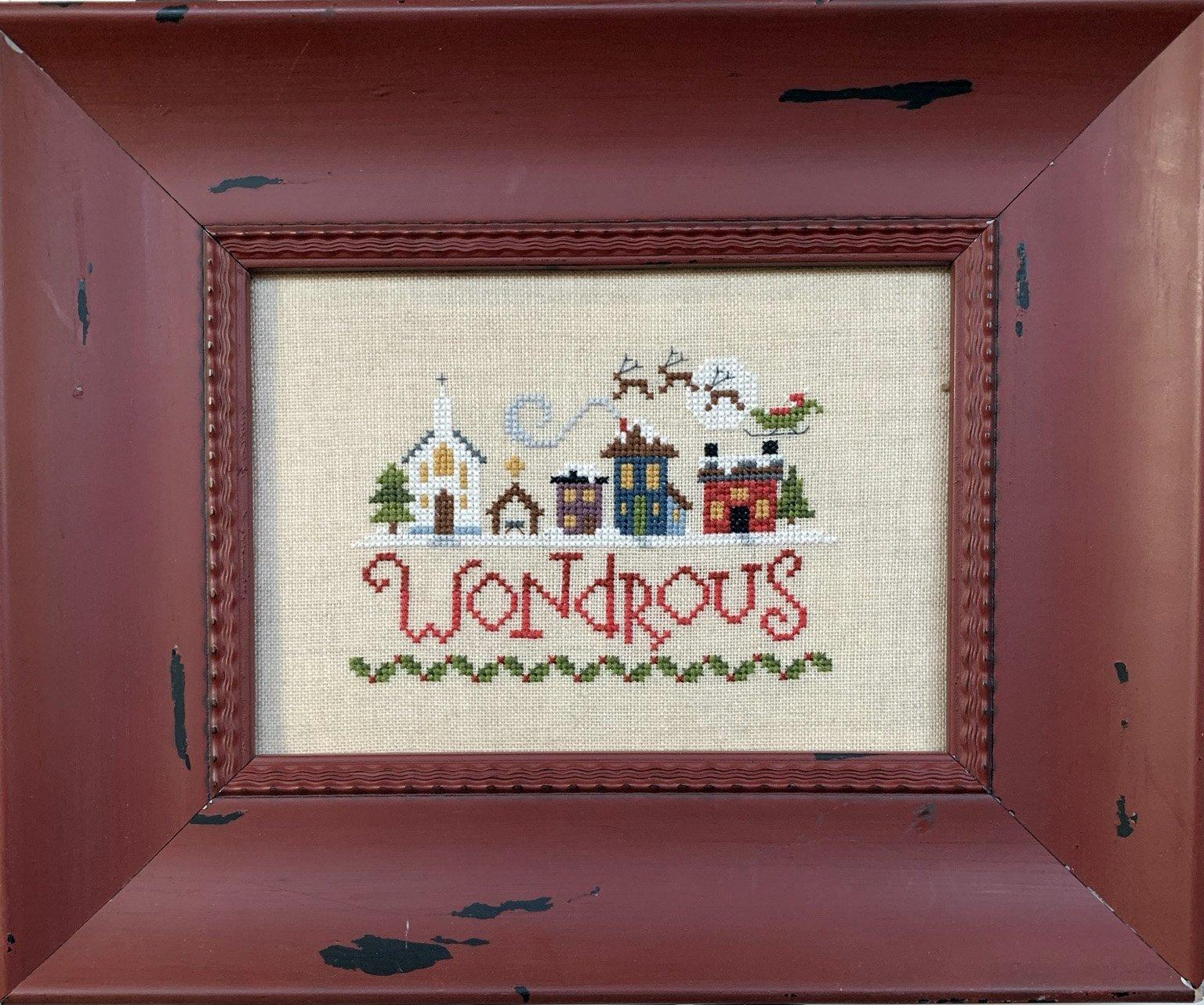Wondrous - Digital Download Pattern LK11