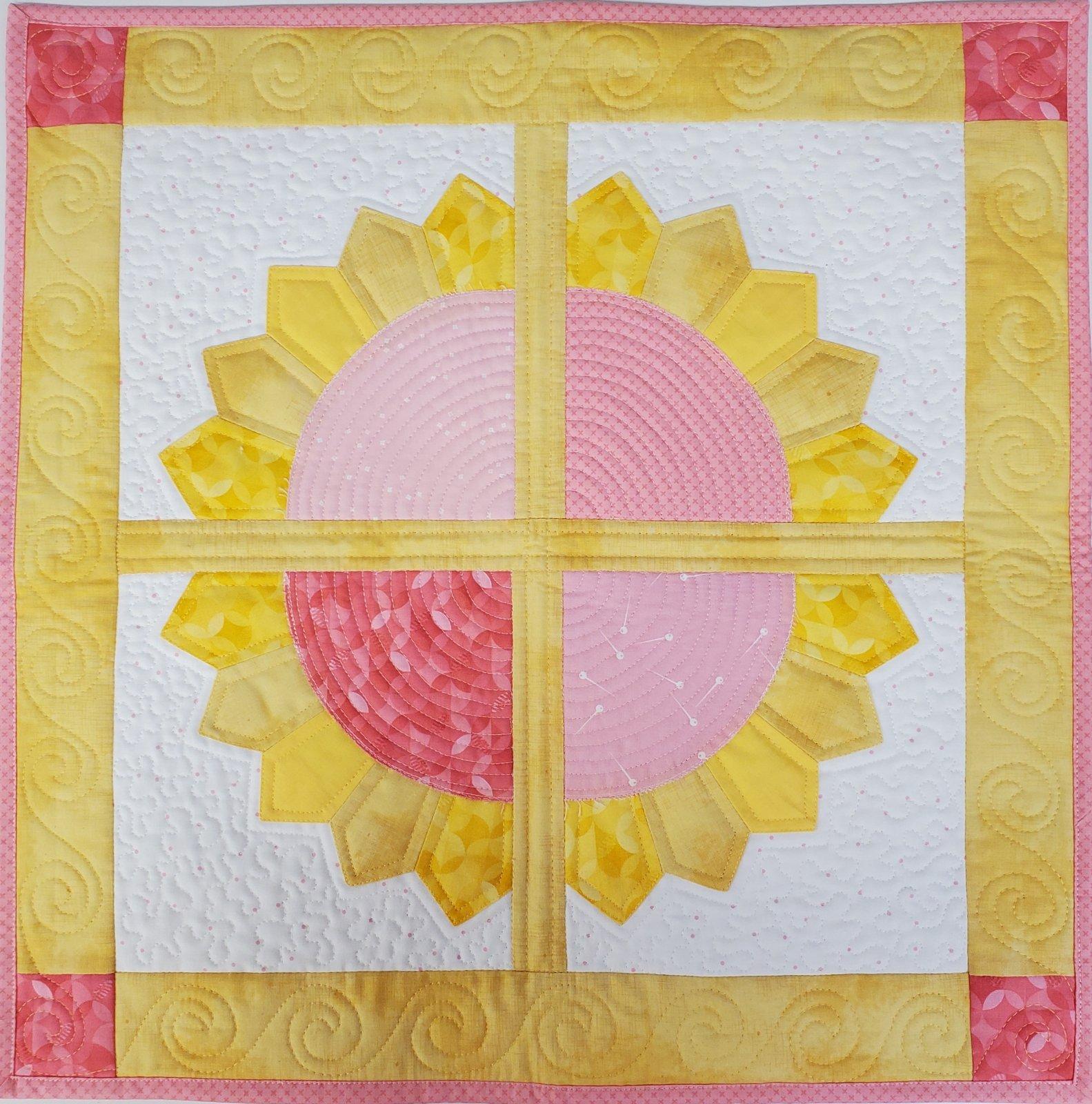 Pillow Kit - June - Sun