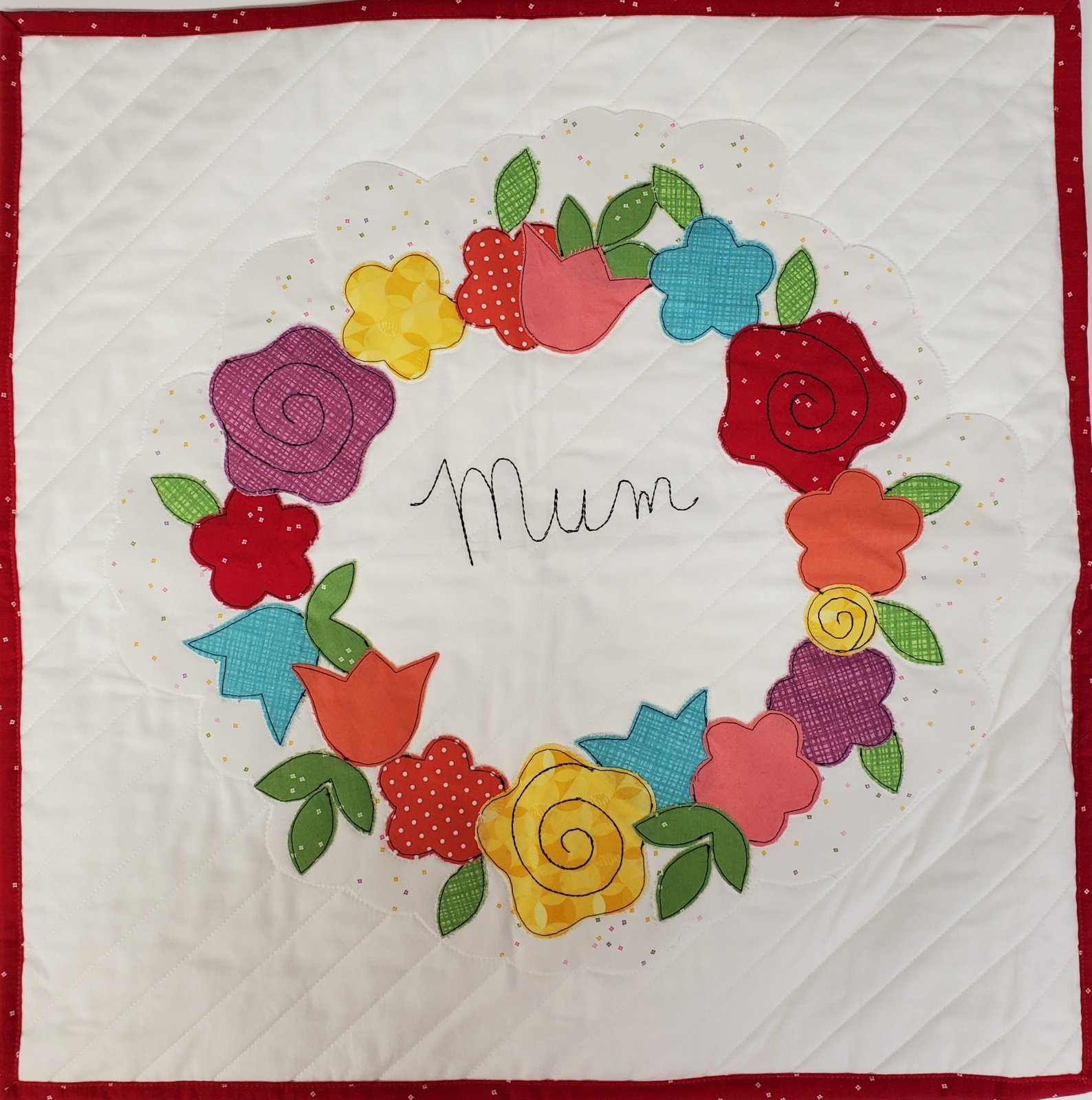 Pillow Kit - May - Flowers