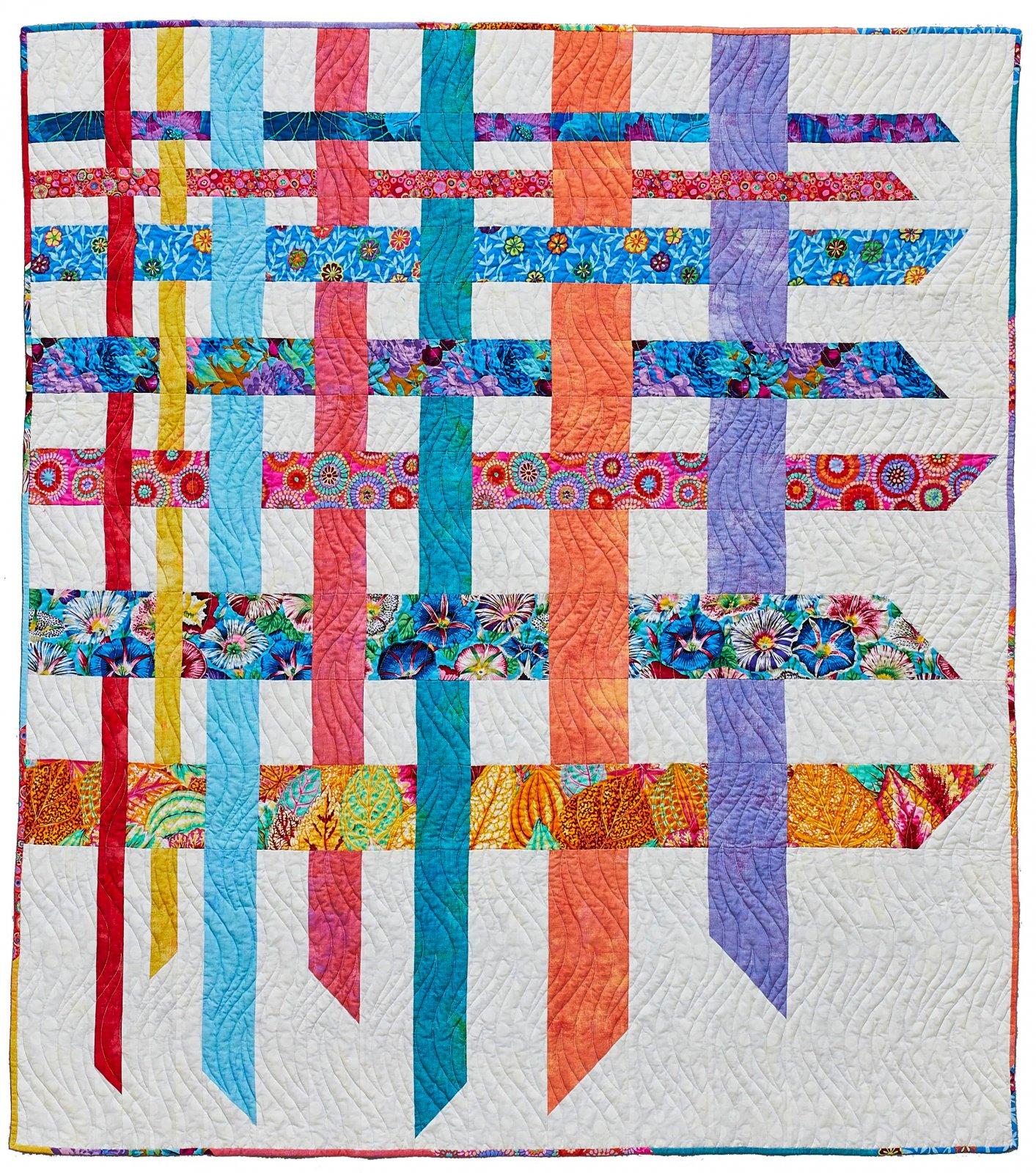 Washi Tape Quilt Kit - Quilt Sampler Quilt