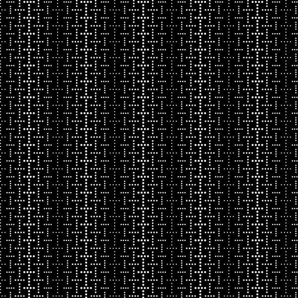 Black Ombre Dots