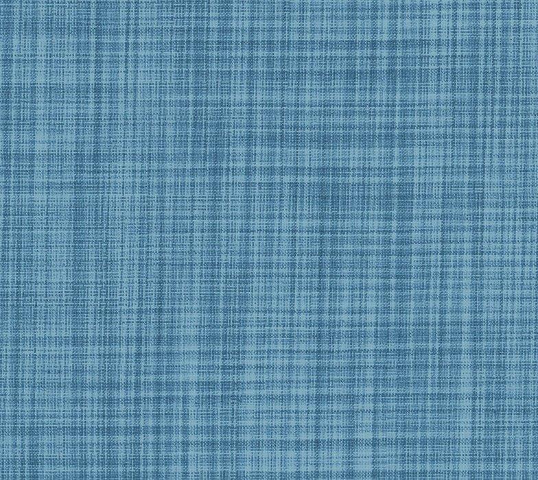 Brushstrokes Bahama Blue