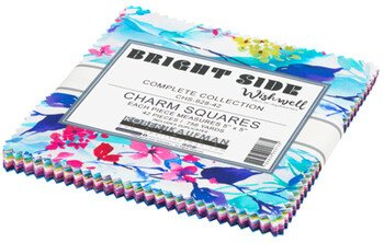 Bright Side 10 Squares 42pcs