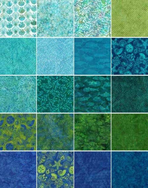 Clam Lagoon 10 Squares