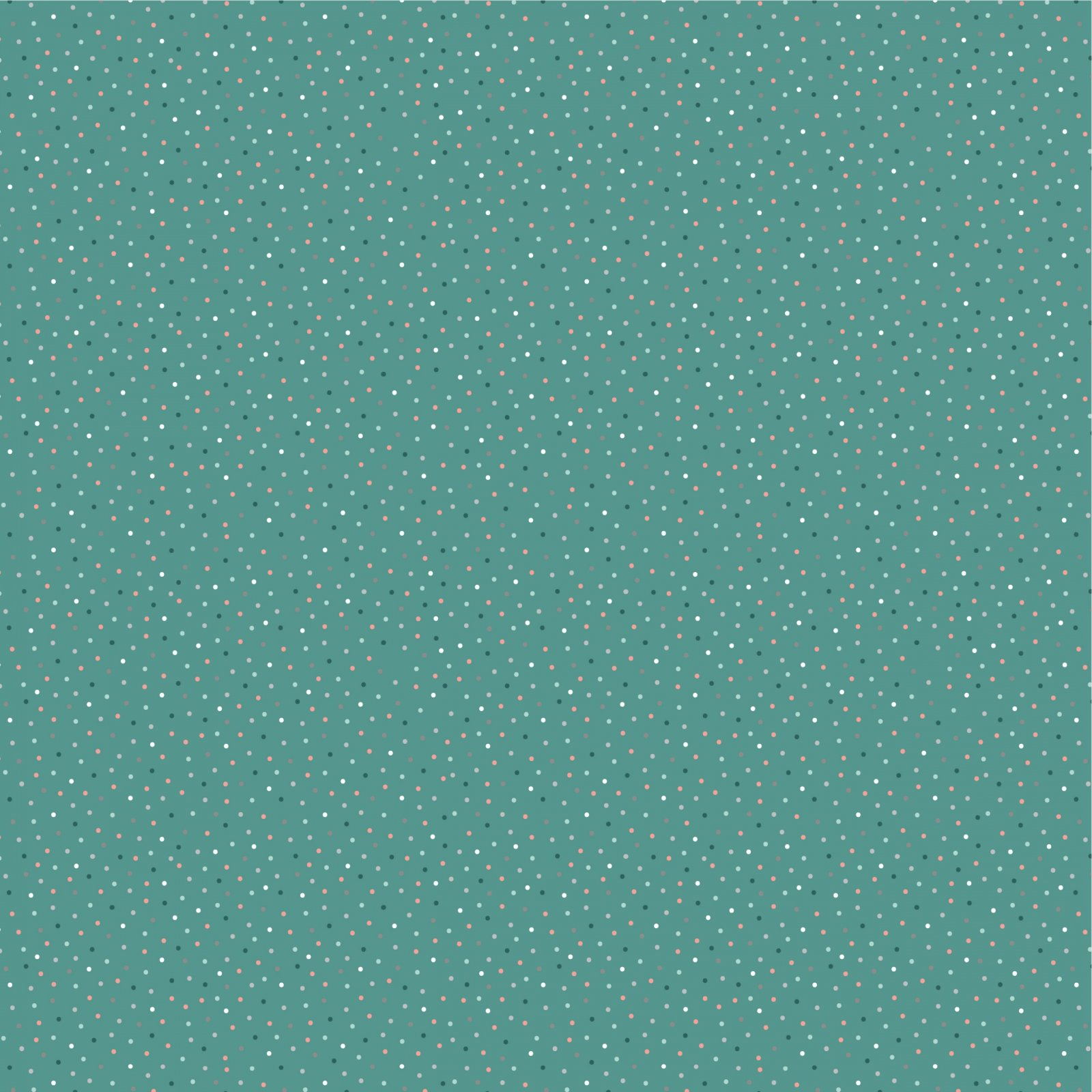Country Confetti Lakehouse/Teal