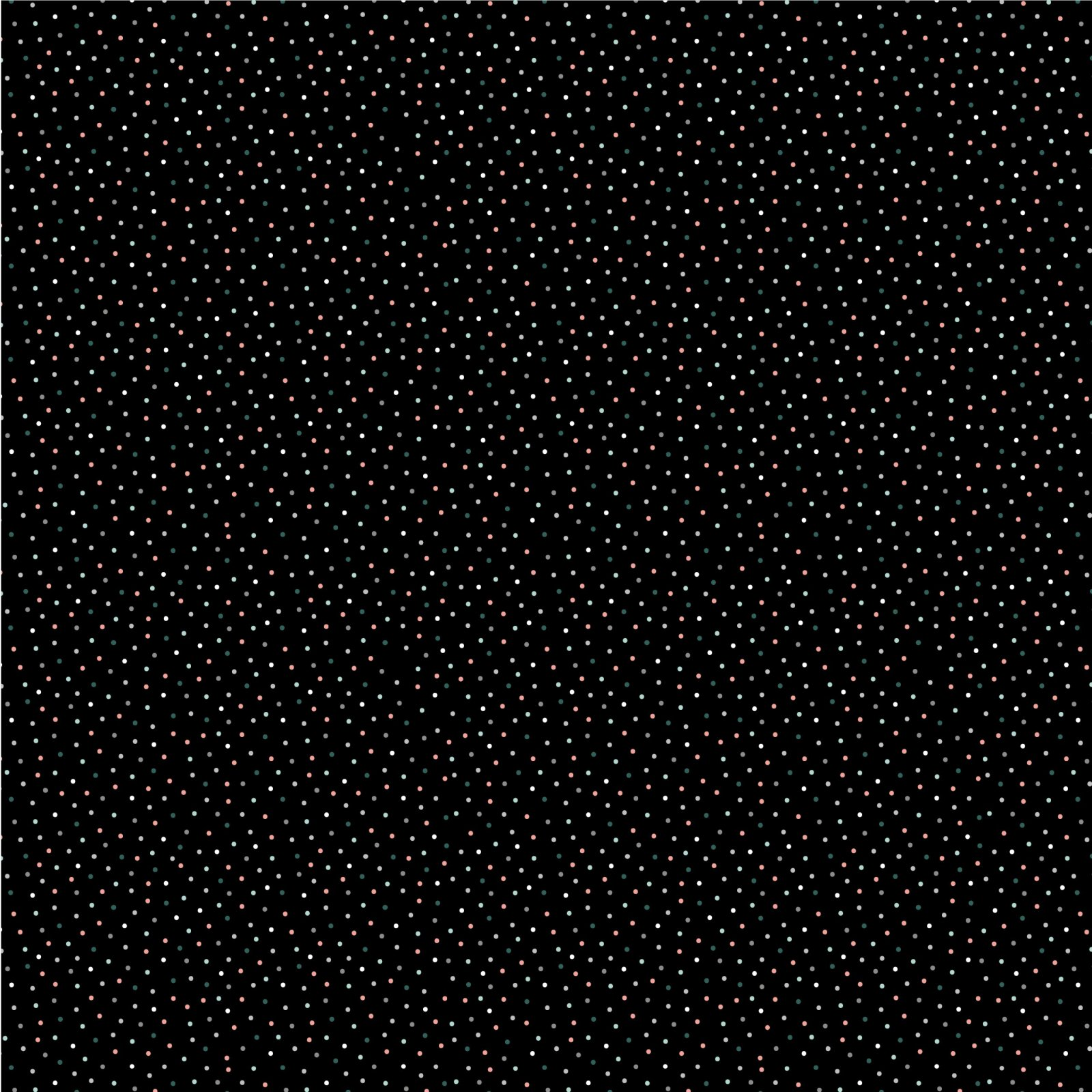 Country Confetti Licorice/Black