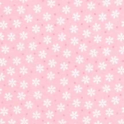 Cozy Cotton Flannel Rose