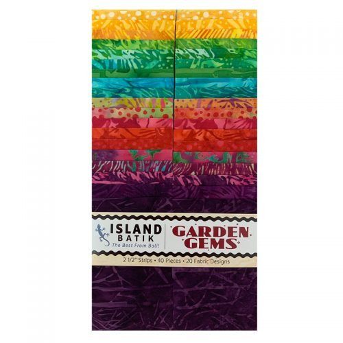 Garden Gems 2 1/2 Strips