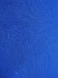 Modern Canvas Solid PACIFIC Blue