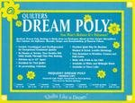 Quilters Dream Poly Request White Twin 93 x 72