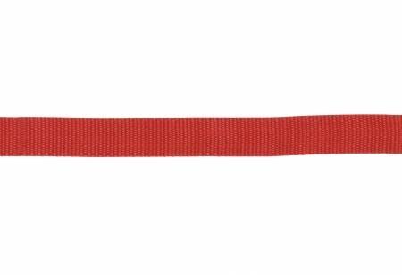 1 Red Webbing Polypro
