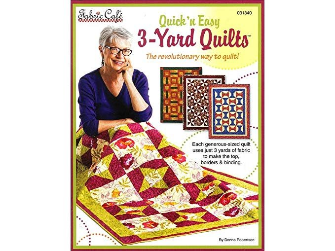 Quick n Easy 3 Yard Quilts