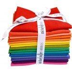 Sew Colorful Fat Quarter Bundle 18pcs