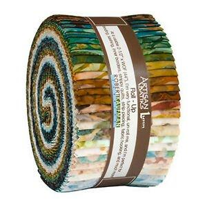 Artisan Batiks Tavarua 2 1/2 strips, 40pcs