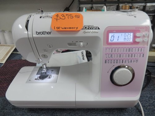 Used And Refurbished Sewing Machines And Embroidery Machines Mesmerizing Refurbished Sewing Machines Sale
