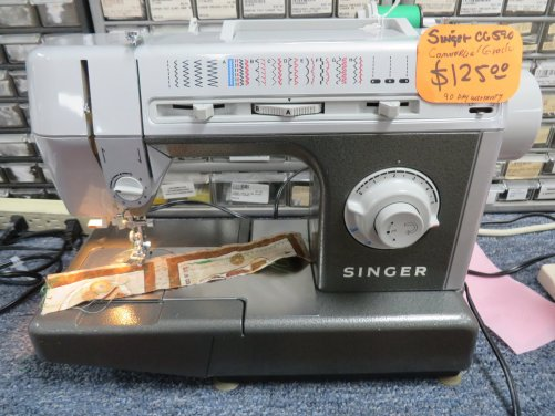 Used And Refurbished Sewing Machines And Embroidery Machines Simple Refurbished Sewing Machines Sale