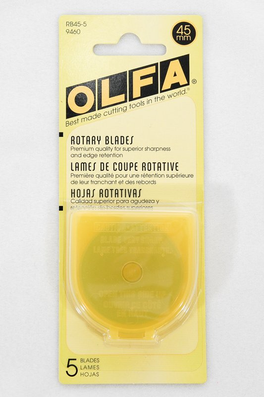 Olfa RB45-5 45mm Blade