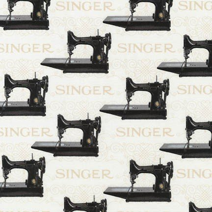 Singer 221 Featherweight Fabric