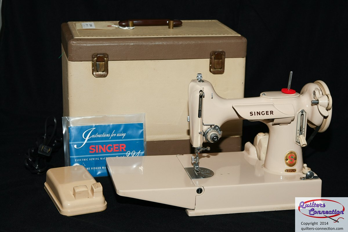 Featherweight JE155854 - SOLD