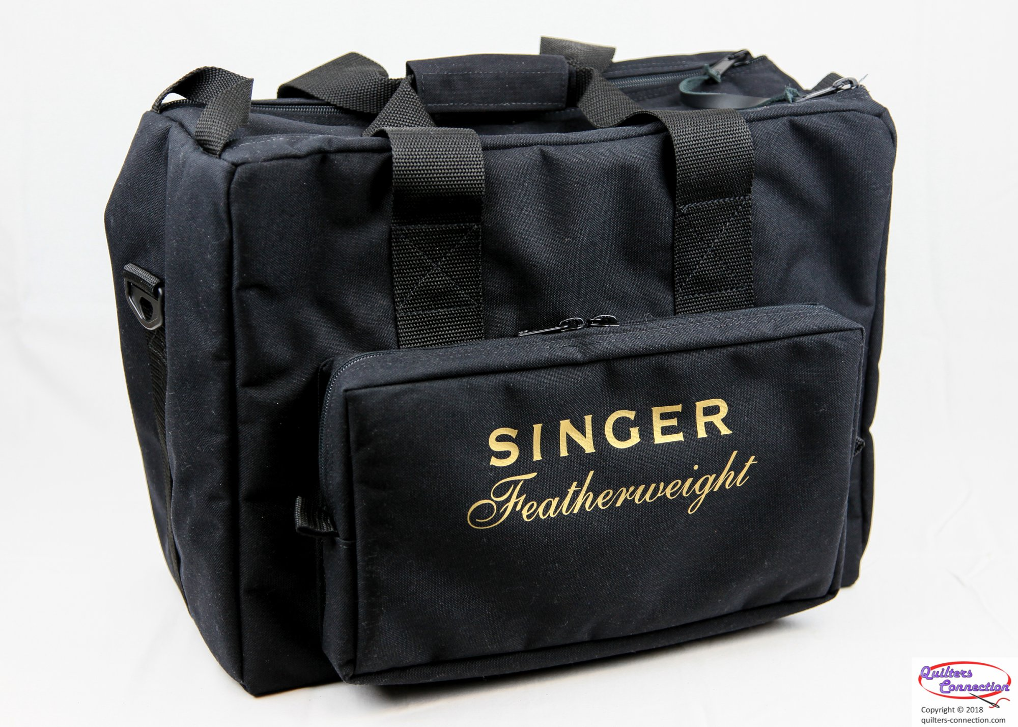 Singer Featherweight Logo for Carry Case