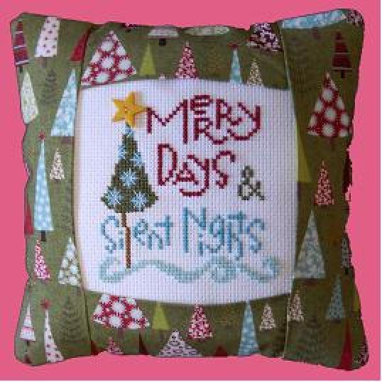 Merry Days Pillow Kit-947