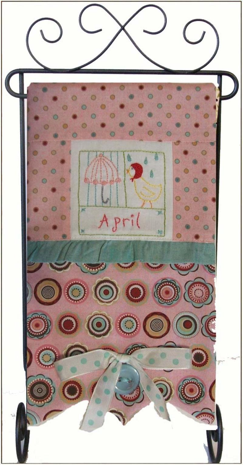 monthly hangup  - April