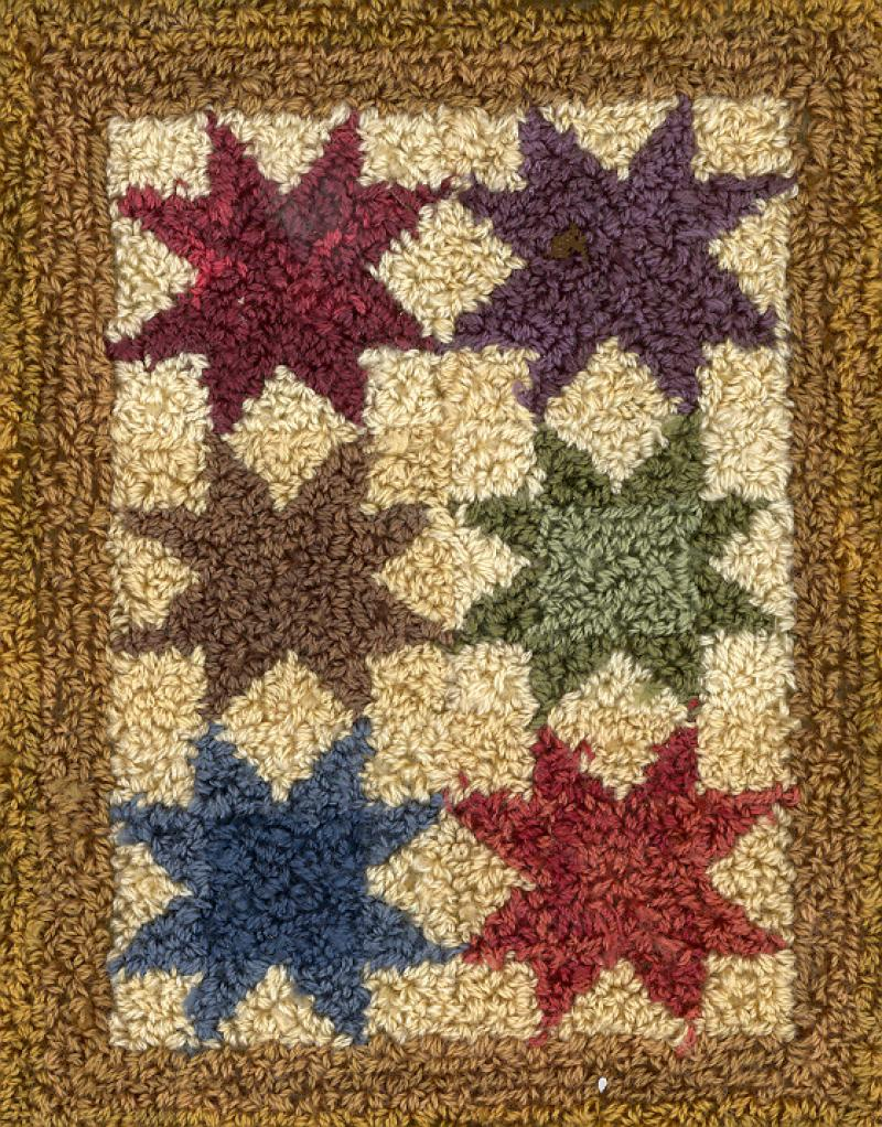 Ohio Star Quilt-P18