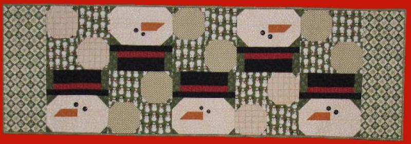 Snowman Runner-Q5