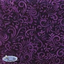 Sew Batik 44 Rayon-Wisp-Purple Magic Reversed