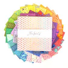 Tula Pink True Colors - 10 Charm Pack