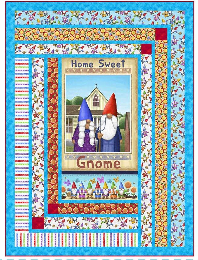 Home Sweet Gnome-Kit