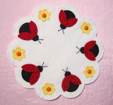 Grab 'n Go Kits- Lady Bugs
