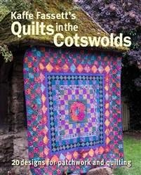 Kaffe Fassett's Quilts in the Cotswolds