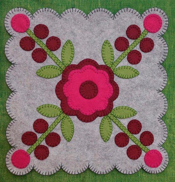 Grab 'N Go Kits Rose of Sharon Block #1