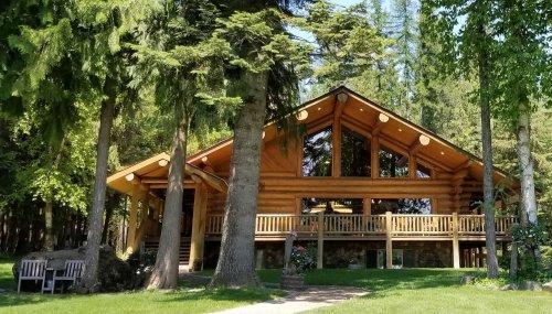 Lodge at the Dude Ranch