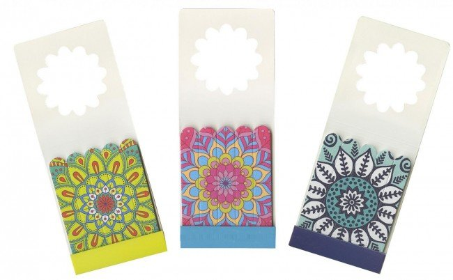 Oh So Pretty Nail File- Assorted colors