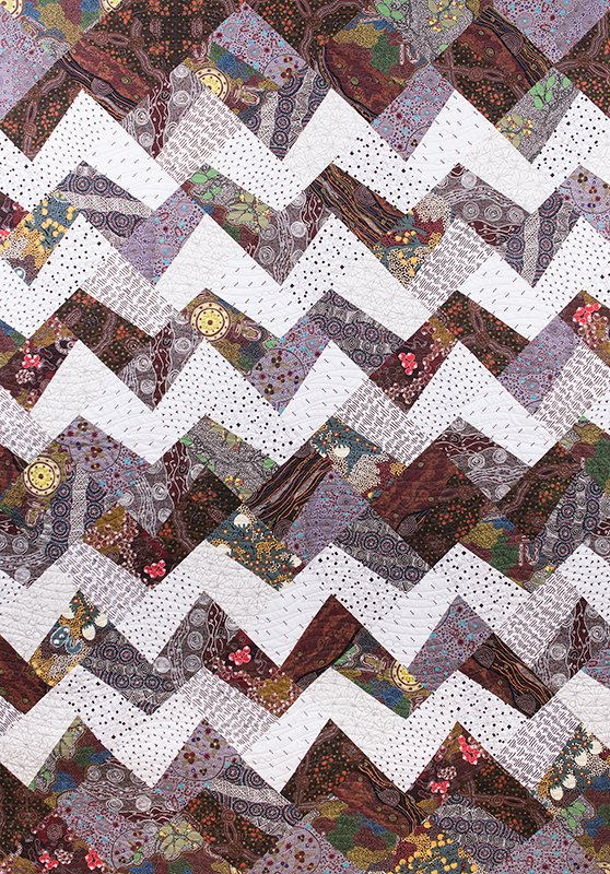 Outback Quilt Kit