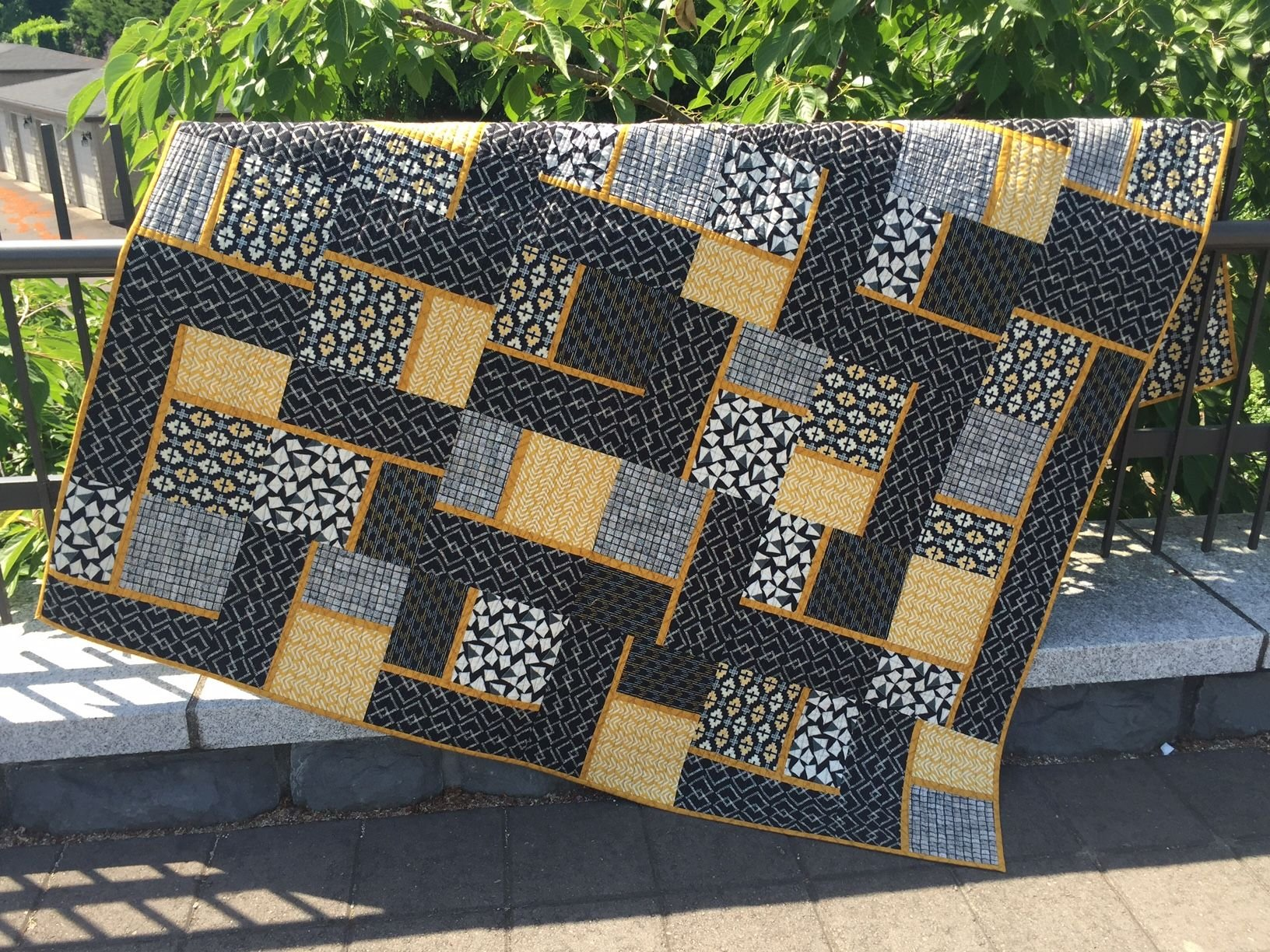 First Addition Quilt Pattern
