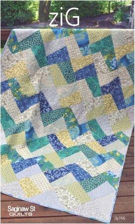 Zig Quilt Pattern