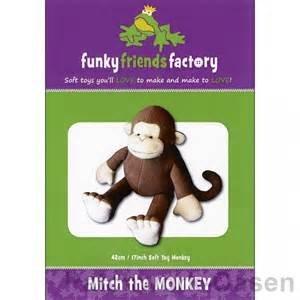 Mitch Monkey